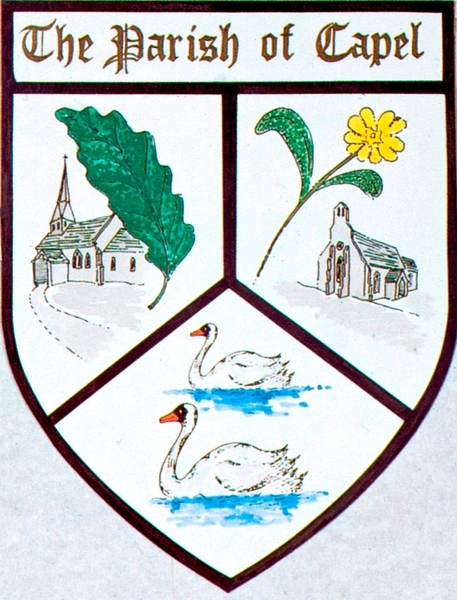Capel Parish Council, Surrey logo